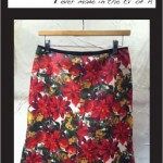 Original Skirt Shorts (climate change cotton)