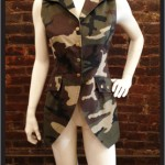 Jacket Vest (camo canvas)